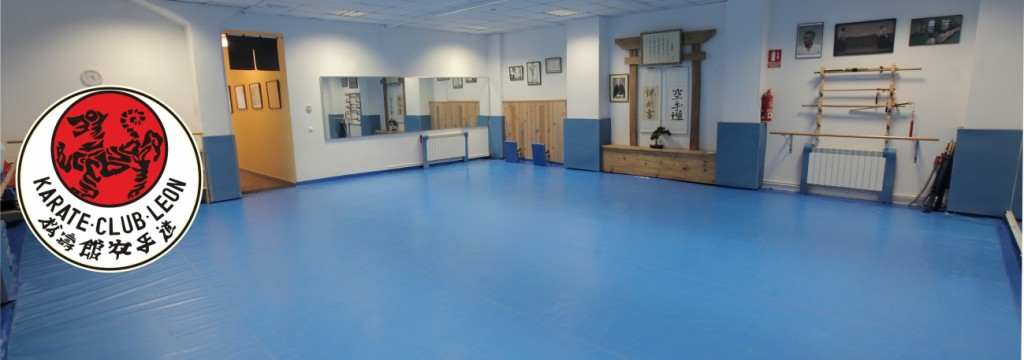karate club leon instalacion
