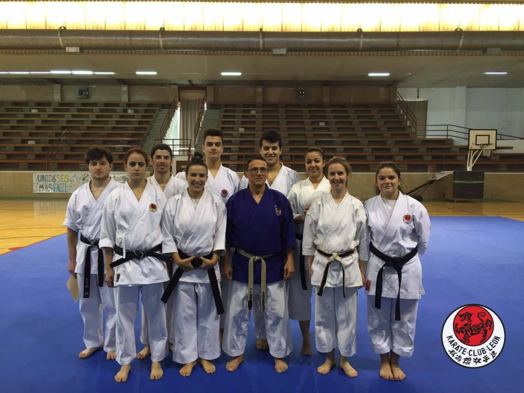 karate club curso goshin
